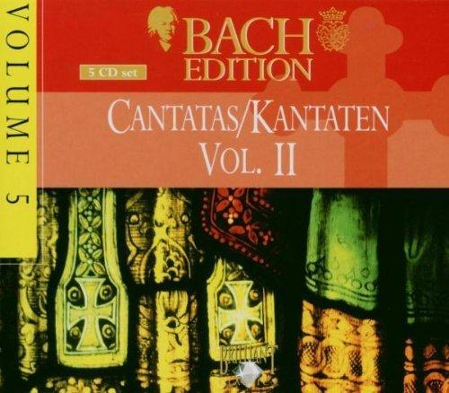 Bild 1: Bach, Edition 05: Cantatas II (Brilliant) Netherlands Bach Collegium/Leusink, Holland Boys Choir, Ruth Holton..