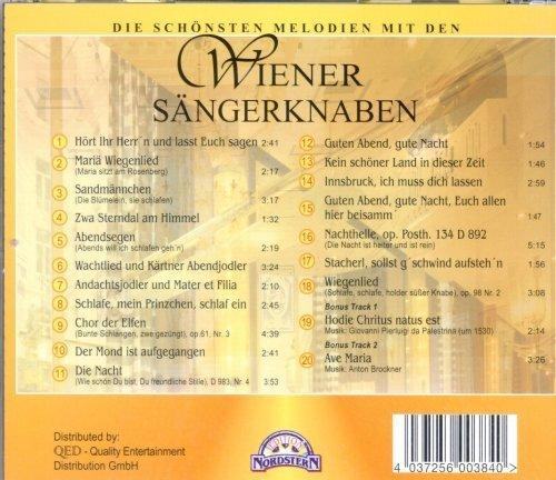Bild 2: Wiener Sängerknaben, Die schönsten Melodien mit den