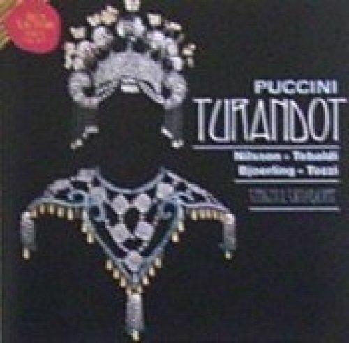 Bild 1: Puccini, Turandot (Lyrica, 1960/95) Orch. e Coro dell' Opera di Roma/Leinsdorf, Birgit Nilsson, Renata Tebaldi, Jussi Bjoerling..)