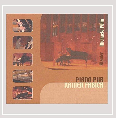 Bild 1: Rainer Fabich, Piano pur