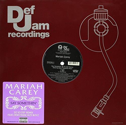 Bild 1: Mariah Carey, Say somethin' (So So Def Remix, feat. Dem Franchize Boyz, 2006)