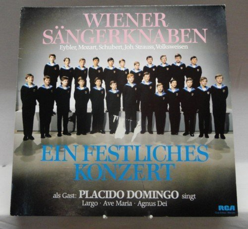 Bild 1: Wiener Sängerknaben, Ein festliches Konzert