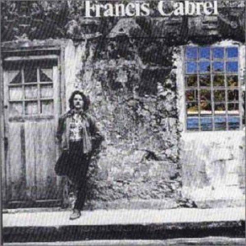 Bild 1: Francis Cabrel, Les murs de poussiere (1977)