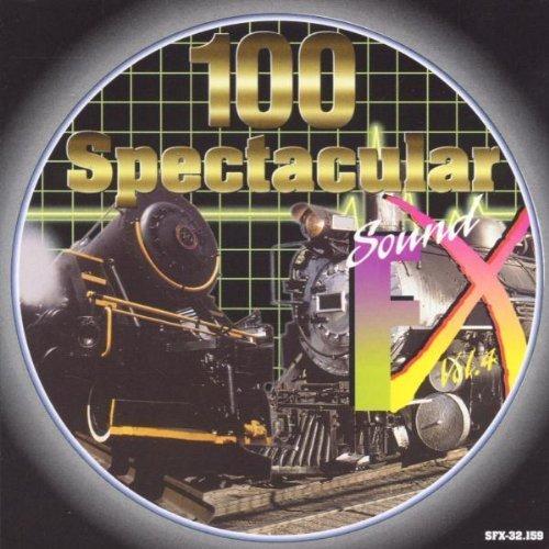 Bild 1: 100 spectacular Sound Effects 4, Bahnhof, Sport, Alltagsgeräusche, Musik aus dem Universum..