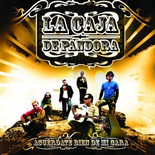 Bild 1: La Caja De Pandora, Acuérdate bien de mi cara (2007, slidecase)