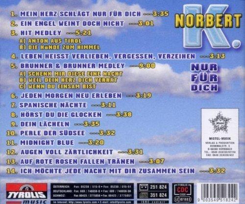 Bild 2: Norbert K., Nur für dich (1993)