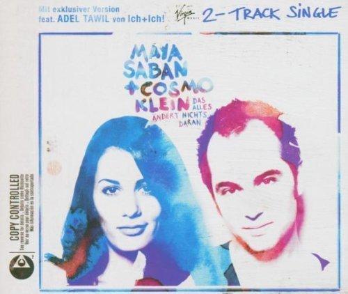 Bild 1: Maya Saban, Das alles ändert nichts daran (2005; 2 tracks, & Cosmo Klein)