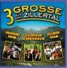 Ursprung Buam, 3 Grosse aus dem Zillertal (& Zillertaler Schürzenjäger, Zellberg Buam)