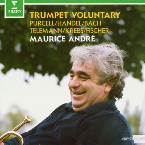 Фото 1: Maurice André, Trumpet voluntary (1974/81, Erato, & Academy of St-Martin-in-the-Fields/Marriner..)