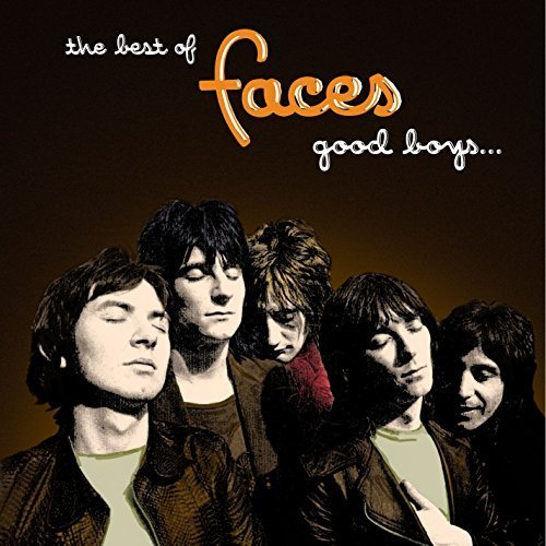 Bild 1: Faces, Good boys..when they're asleep-The best of (1973-76/99; 19 tracks, Rhino)