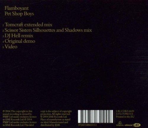 Bild 2: Pet Shop Boys, Flamboyant (2004)