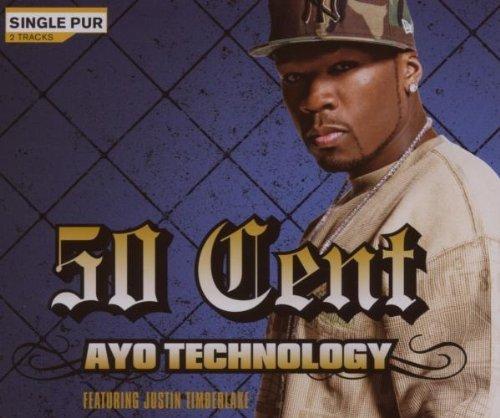 Bild 1: 50 Cent, Ayo technology (2007; 2 tracks, feat. Justin Timberlake)