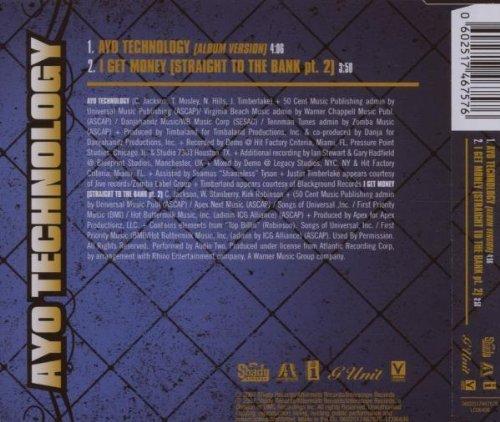 Bild 2: 50 Cent, Ayo technology (2007; 2 tracks, feat. Justin Timberlake)