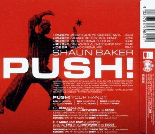Фото 2: Shaun Baker, Push! (2006)
