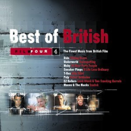 Bild 1: Best of British-The Finest Music from British Film (2002), Dido, Underworld, Moby, T-Rex, EZ Rollers..