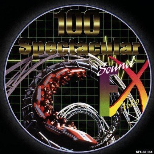 Bild 1: 100 spectacular Sound FX 9, Dudelsack, Flexaton, Trompete..