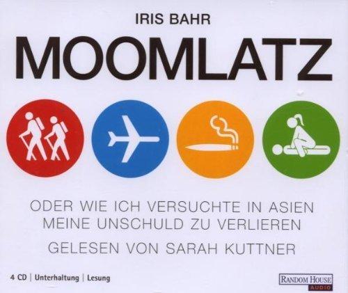 Bild 1: Iris Bahr, Moomlatz (gelesen von Sarah Kuttner)