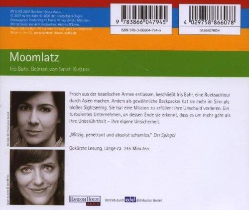 Bild 2: Iris Bahr, Moomlatz (gelesen von Sarah Kuttner)