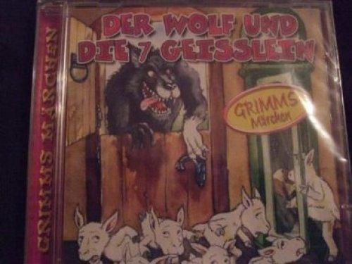Bild 1: Brüder Grimm, Der Wolf und die sieben Geißlein