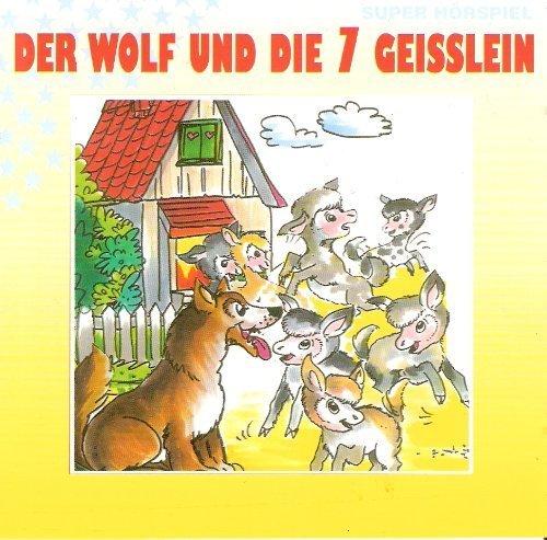 Bild 3: Brüder Grimm, Der Wolf und die sieben Geißlein