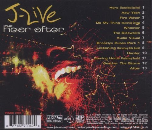 Image 2: J-Live, Hear after (2005)