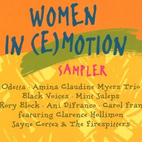 Фото 1: Women in (E)motion (1994, digi), Odetta, Amina Claudine Myers, Black Voices, Mint Juleps..