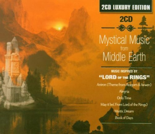 Bild 1: Mystical Music from Middle Earth, Music inspired by 'Lord of the rings'