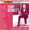 Tony Bennett, 20 golden hits
