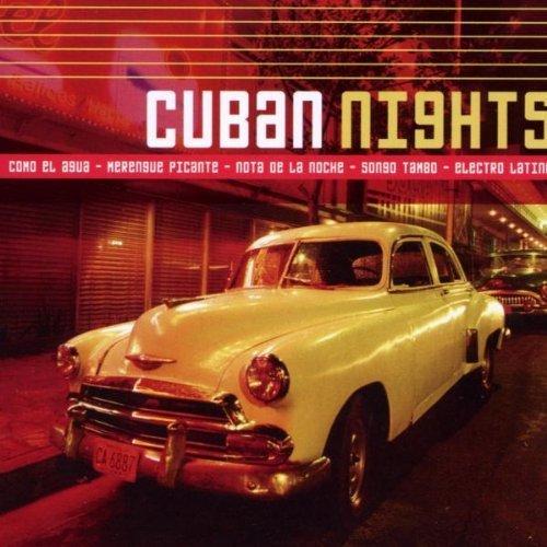 Bild 1: Cuban Nights (2002), Simon Di, Son Caribe, Tomas Fuentes, Inishkea..