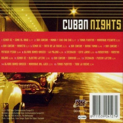 Bild 2: Cuban Nights (2002), Simon Di, Son Caribe, Tomas Fuentes, Inishkea..