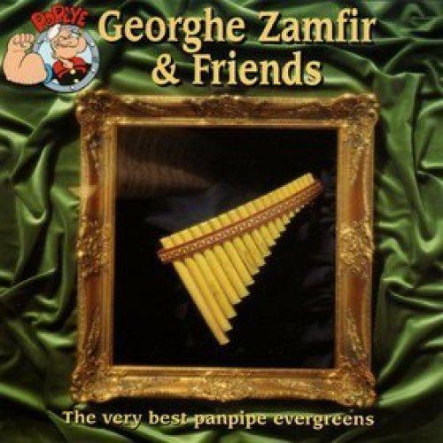 Bild 1: Gheorghe Zamfir, Very best panpipe evergreens (& friends)