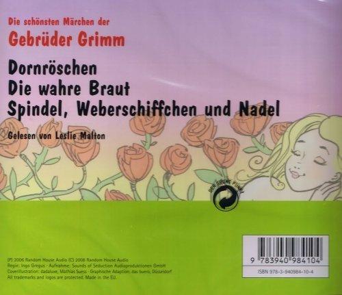 Bild 2: Brüder Grimm, Der Teufel mit den drei goldenen Haaren/Die sechs Schwäne