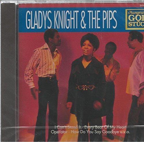 Bild 1: Gladys Knight & The Pips, Ausgewählte Goldstücke (1989, live)