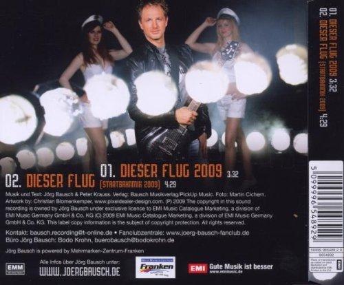 Bild 2: Jörg Bausch, Dieser Flug 2009 (2 tracks)