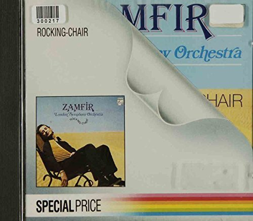 Bild 1: Gheorghe Zamfir, Rocking-chair (1981, & LSO)