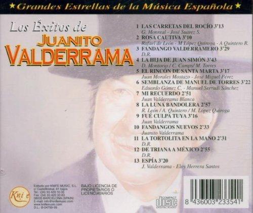 Bild 2: Juanito Valderrama, Los exitos de