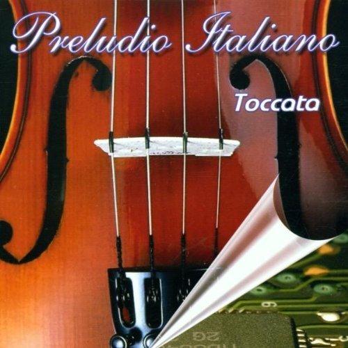 Bild 1: Preludio Italiano, Toccata (2002)