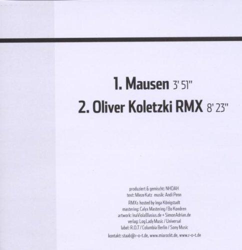 Bild 2: Mia., Mausen (2008; 2 tracks)