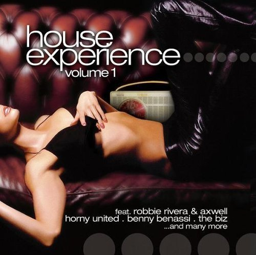 Bild 1: House Experience 1 (2005, Zyx), House Divas, A & P Project, Eddie Thoneick vs. Tom Vega, Don Bosco..