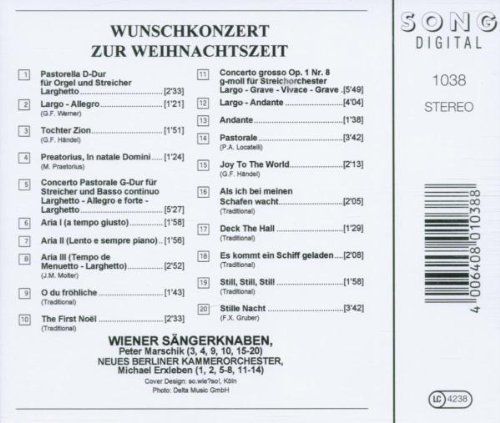 Bild 2: Wiener Sängerknaben, Wunschkonzert zur Weihnachtszeit