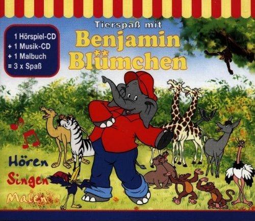 Bild 1: Benjamin Blümchen, Tierspaß mit (1995)