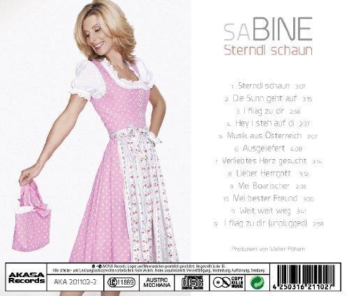 Bild 2: saBINE, Sterndl schaun
