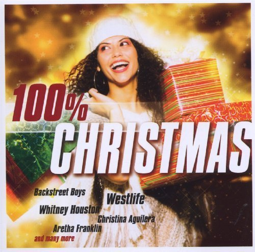 Фото 1: 100% Christmas (2011, Sony), Westlife, Jessica Simpson, Aretha Franklin, Boney M., Greg Lake, City..