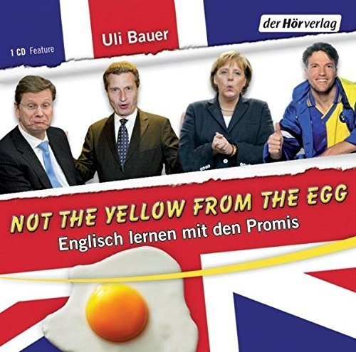 Bild 1: Uli Bauer, Not the yellow from the egg (2010)