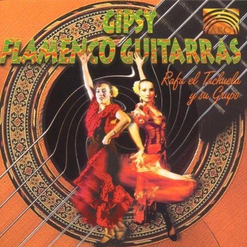 Bild 1: Rafa el Tachuela, Gipsy flamenco guitarras (y su grupo)