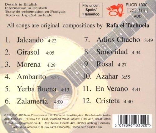 Bild 2: Rafa el Tachuela, Gipsy flamenco guitarras (y su grupo)