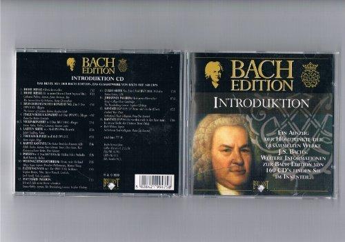 Bild 1: Bach, Introduktion (Brilliant, 1999)