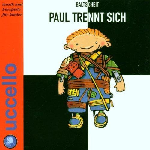 Bild 1: Martin Baltscheit, Paul trennt sich