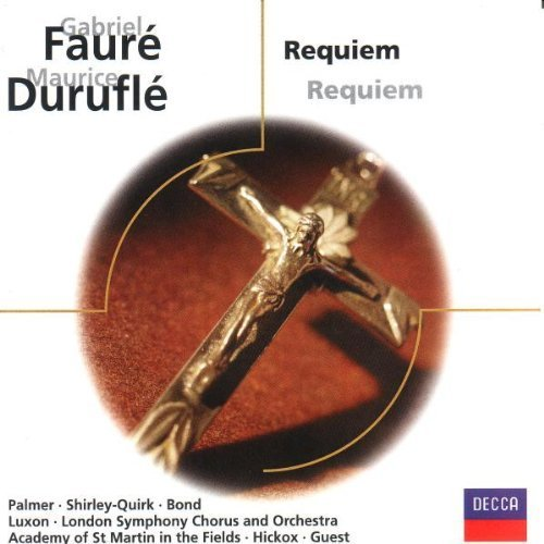 Bild 1: Fauré, Requiem op. 48/Duruflé: Requiem, op. 9 (Decca) Palmer, Shirley-Quirk..London Symph. Orch/Academy of St. Martin..