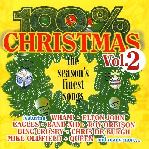 Bild 1: 100% Christmas 2 (1998), Wham, Queen, Eagles, Band Aid, Mike Oldfield..